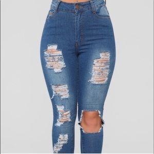 Fashion Nova Jean Bundle